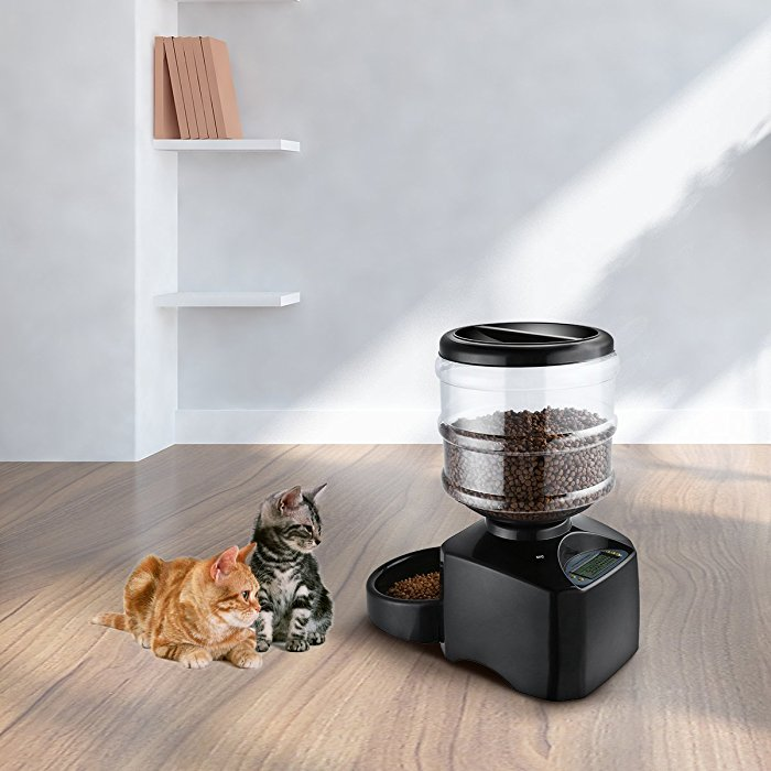 animal timed ps automatic simply feed cat petsafe feeders dog pet hero feeder