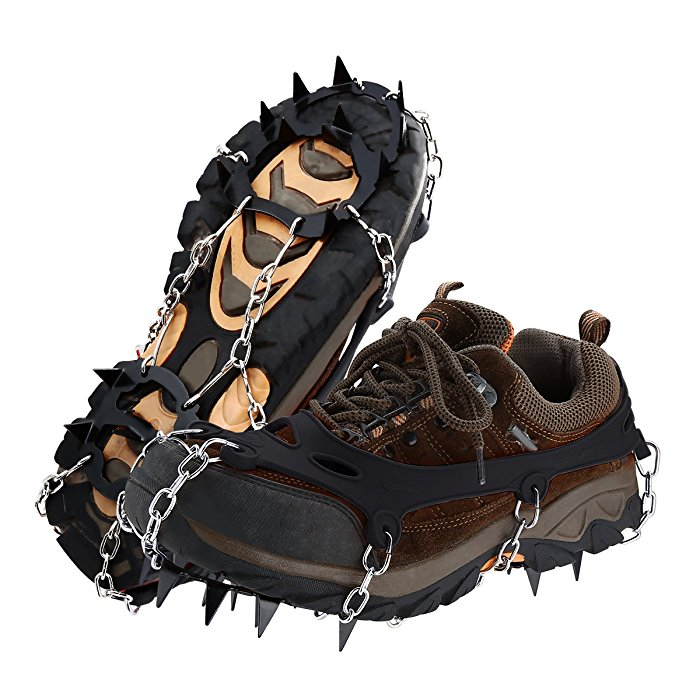 Winter Anti-Slip Snow Ice Gripper Shoe Crampons